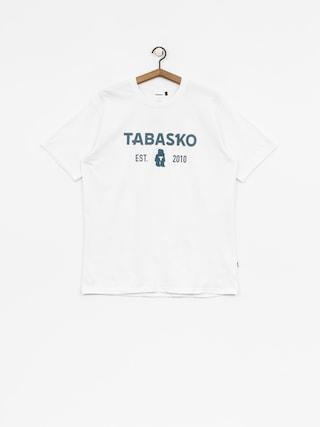 Tabasko T-shirt EST.2010 (white)