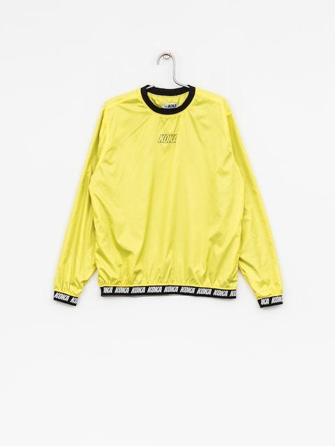 Koka Jacke Dazzle (yellow)
