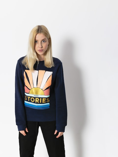 Femi Stories Sweatshirt Malibu Wmn