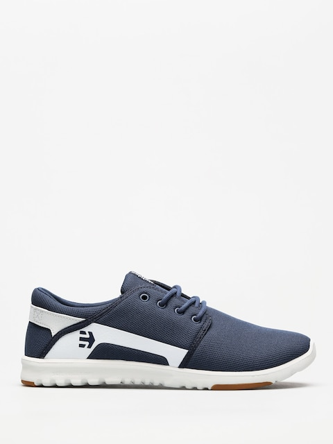 Etnies Shoes Scout (dark blue/white)