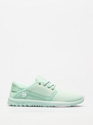 Etnies Shoes Scout Wmn (aqua)