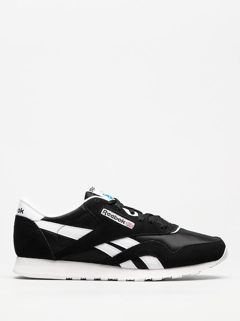 Reebok Sneakers CL Nylon (black/white)