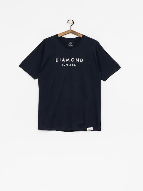 Diamond Supply Co. T-shirt Stone Cut