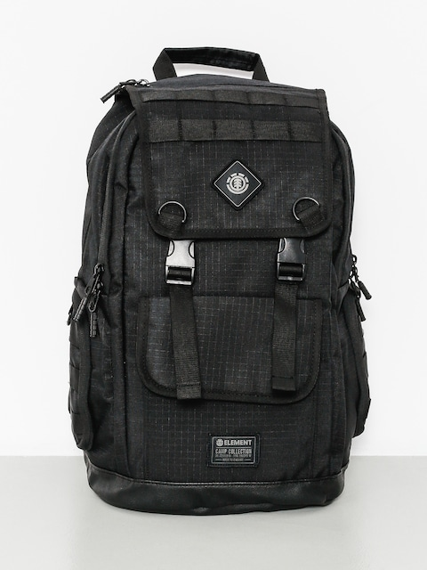 Element Rucksack Cypress (all black)