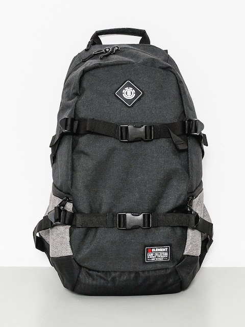 Element Backpack Jaywalker (black heather)