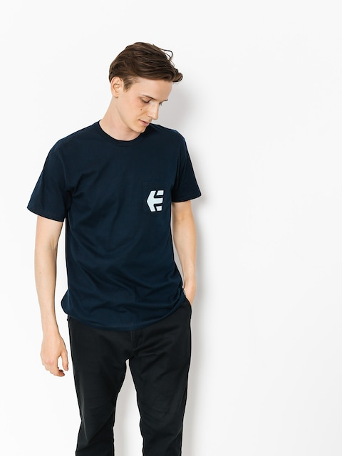 Etnies T-shirt Icon Pocket