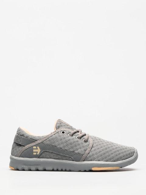 Etnies Schuhe Scout Wmn (grey/pink)