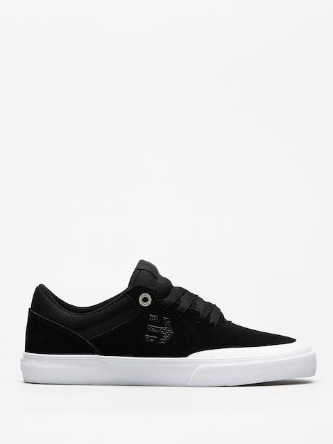 Etnies Schuhe Marana Vulc (black/white/silver)