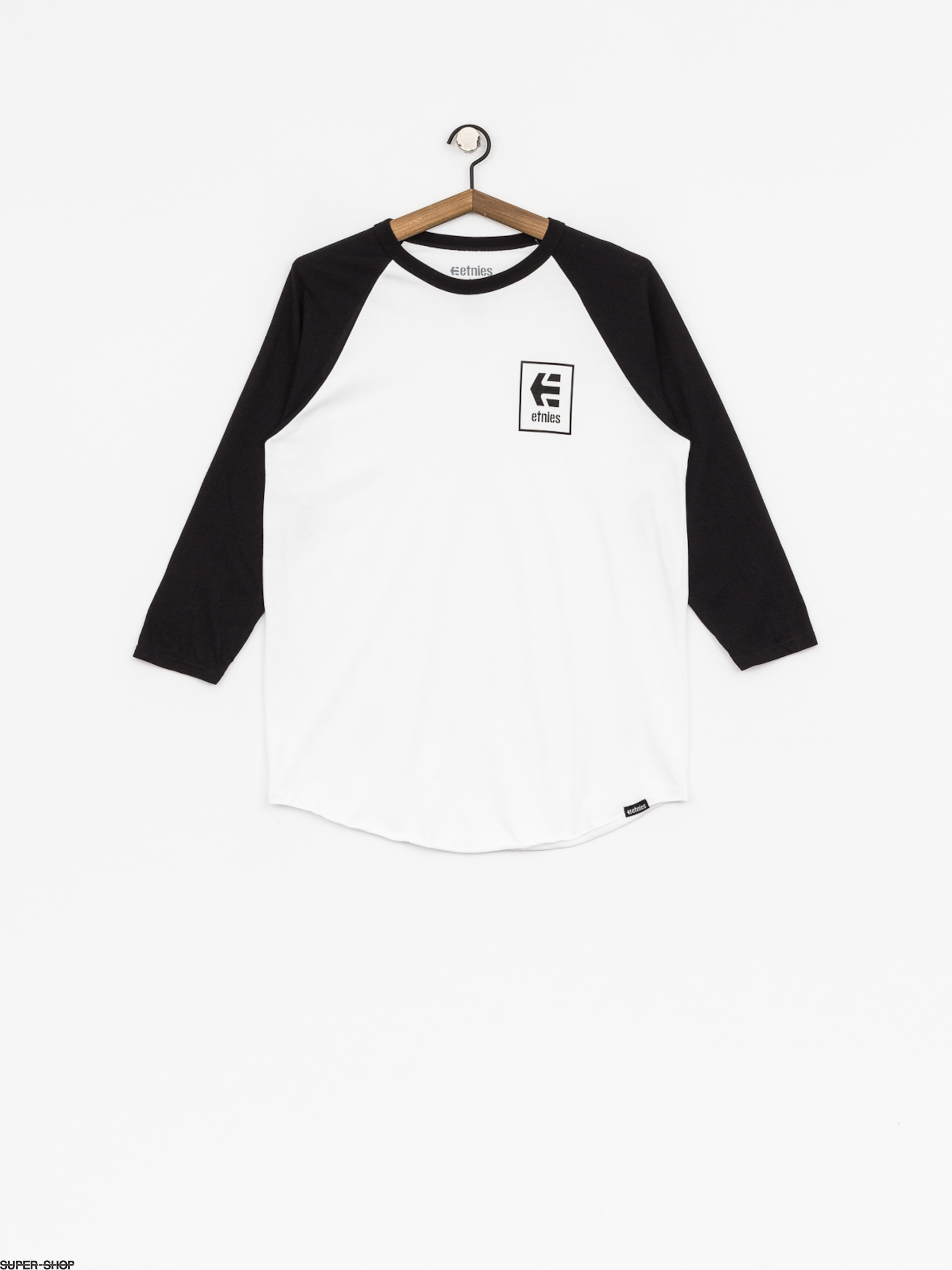 Etnies T-Shirt Stack Box Raglan
