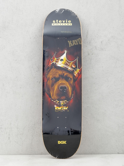 DGK Deck Spirit Animals (stevie williams)