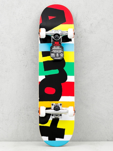Almost Skateboard Stripe Out Youth (multi)