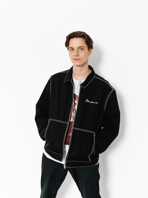 Polar Skate Jacke 94 Denim (black)