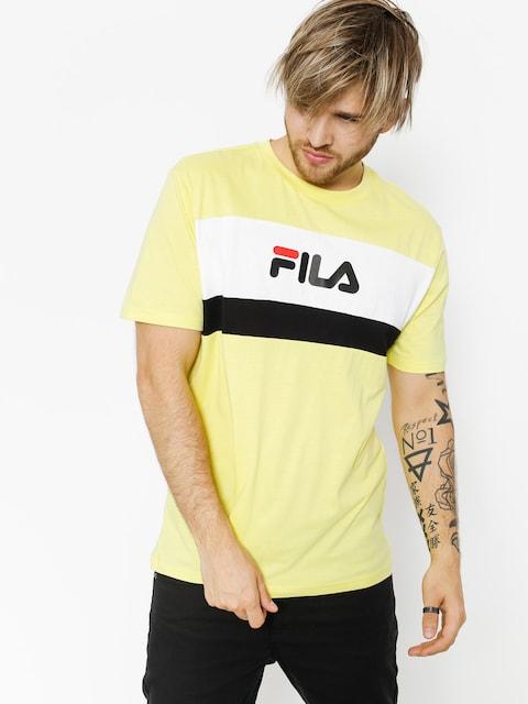 Fila T-Shirt Aaron (canary yellow)