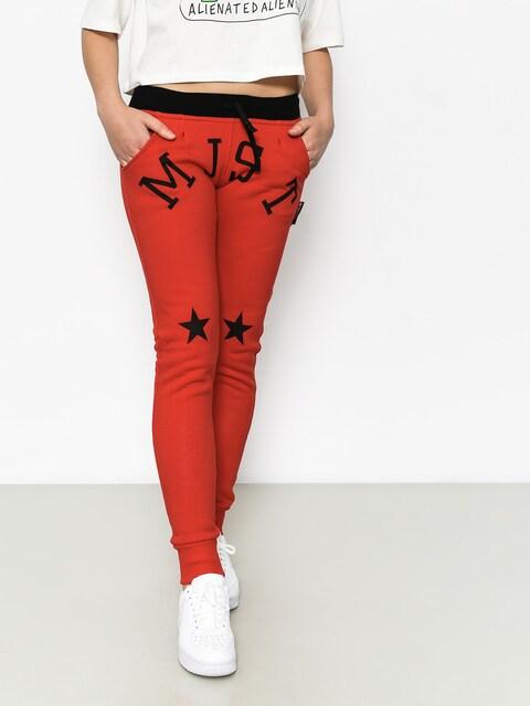 Majesty Snowboard pants Mjst Wmn (red)