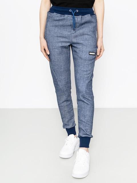 Diamante Wear Pants Jogger Cut Drs (blue)