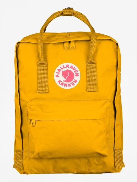 Fjallraven Rucksack Kanken (warm yellow)