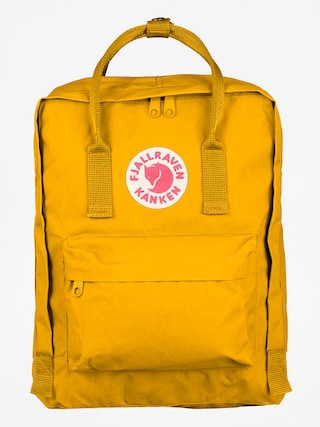 Fjallraven Backpack Kanken (warm yellow)