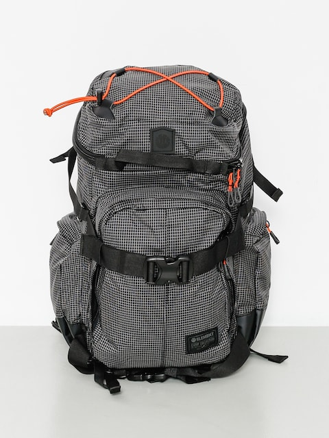Element Backpack The Explorer (ultra black)