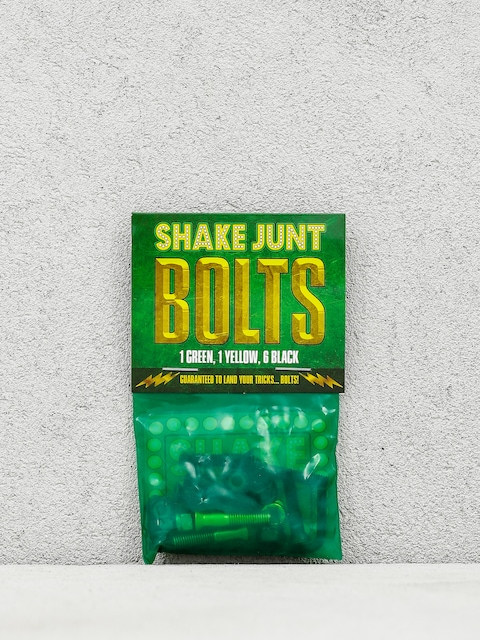 Shake Junt Bolts Bolts Allen (black/green/yellow)