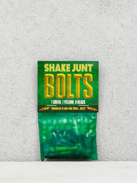 Shake Junt Bolts Bolts Allen (black/green/yellow)