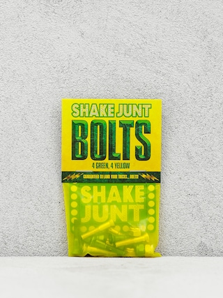 Shake Junt Bolts Bolts Phillips (green/yellow)