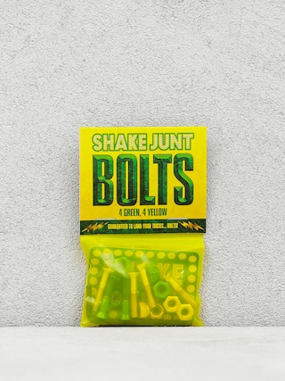 Shake Junt Bolts Bolts Allen (green/yellow)