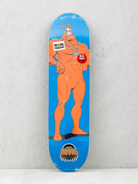 Baker Deck Tb The City (blue/red)