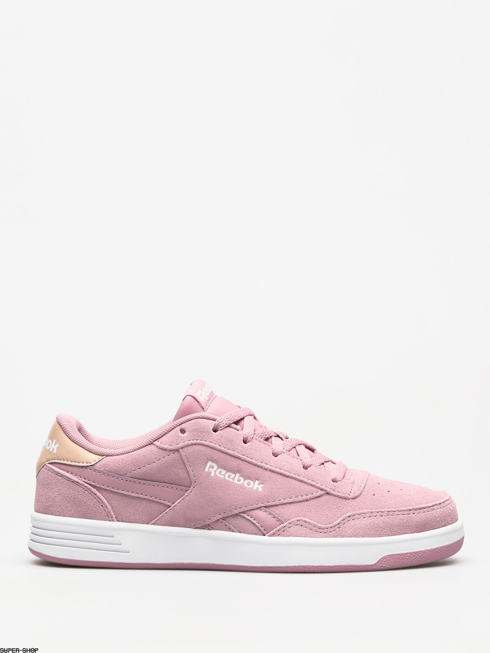 Reebok Shoes Royal Techque T Wmn (infused lilac/bare beige/white)