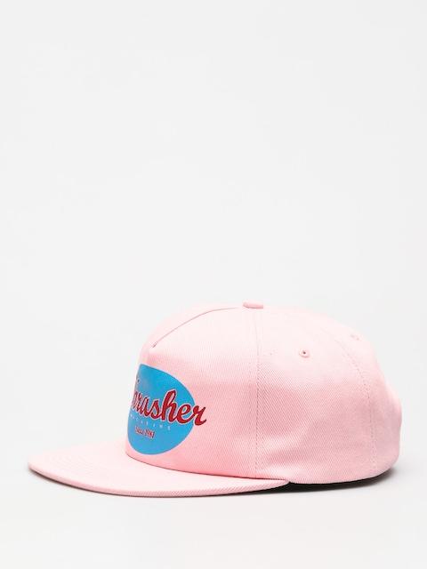 Thrasher Cap Oval ZD (pink)