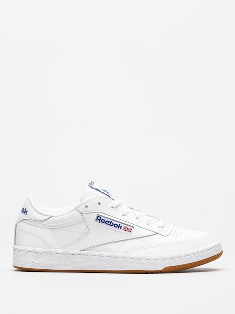 Reebok Shoes Club C 85 (white/royal gum)