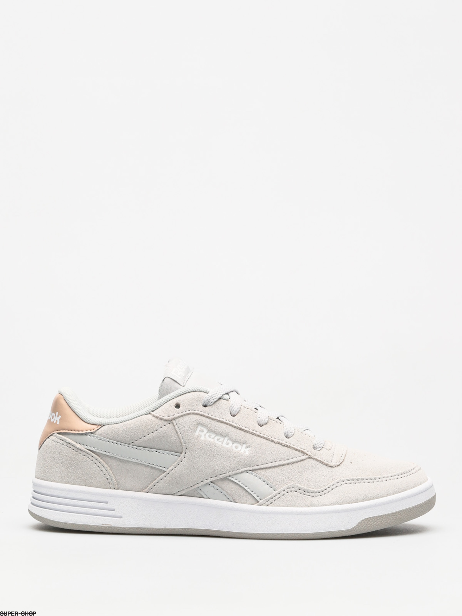 Reebok Shoes Royal Techque T Wmn (skull grey/bare beige/white)