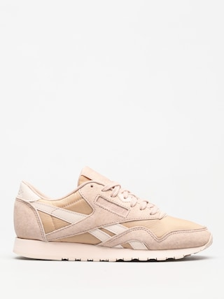 Reebok Shoes Cl Nylon Wmn (seasonal bare beige/pale pink)