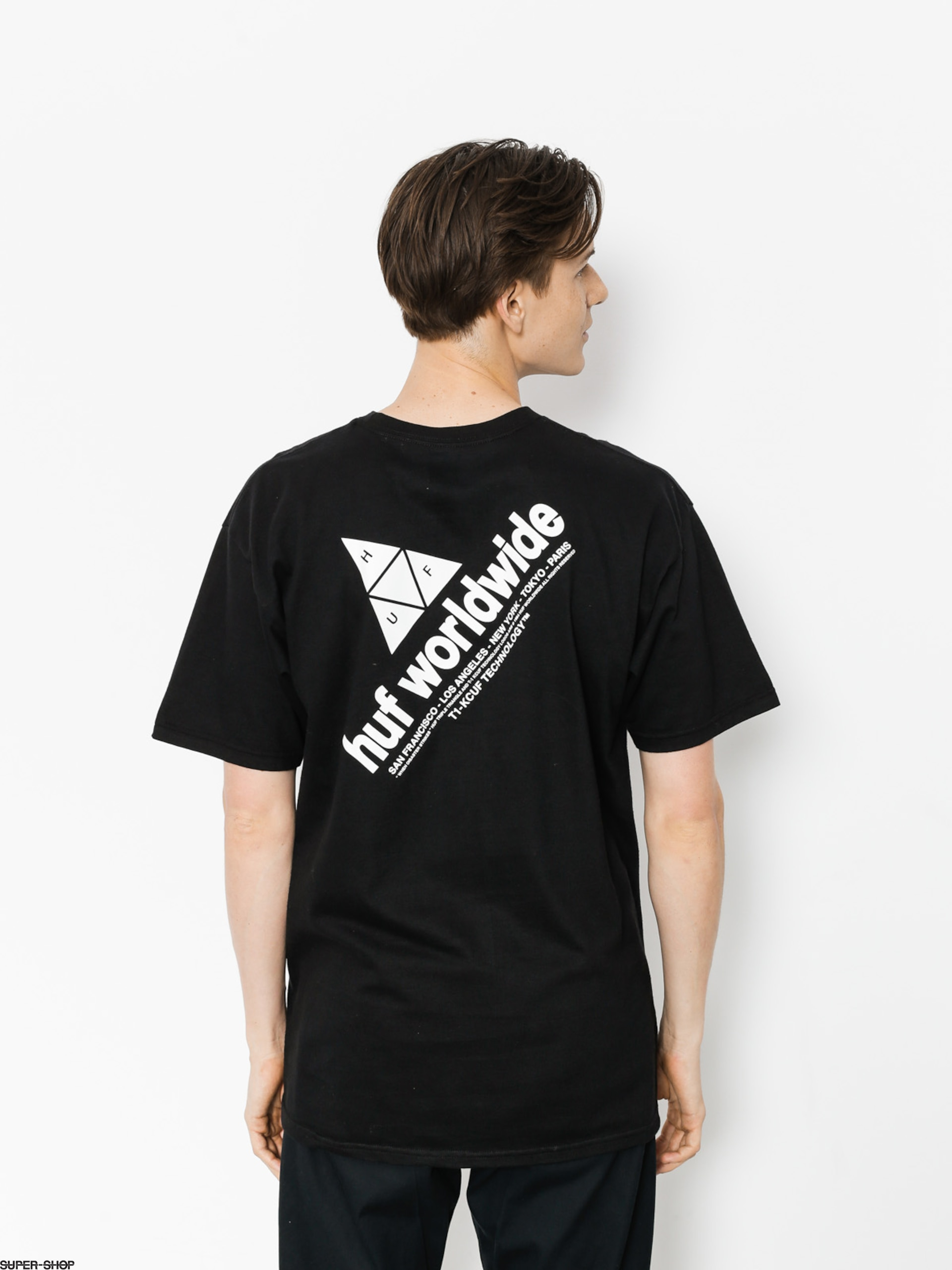 HUF T-Shirt Peak