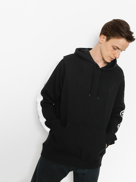 HUF Hoody Huf Worldwide HD (black)