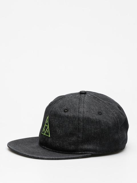HUF Cap Formless Denim Triple Triangle ZD (black)