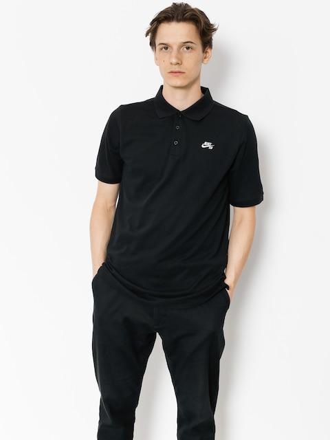 Nike SB Poloshirt Sb Dri Fit Pique (black)