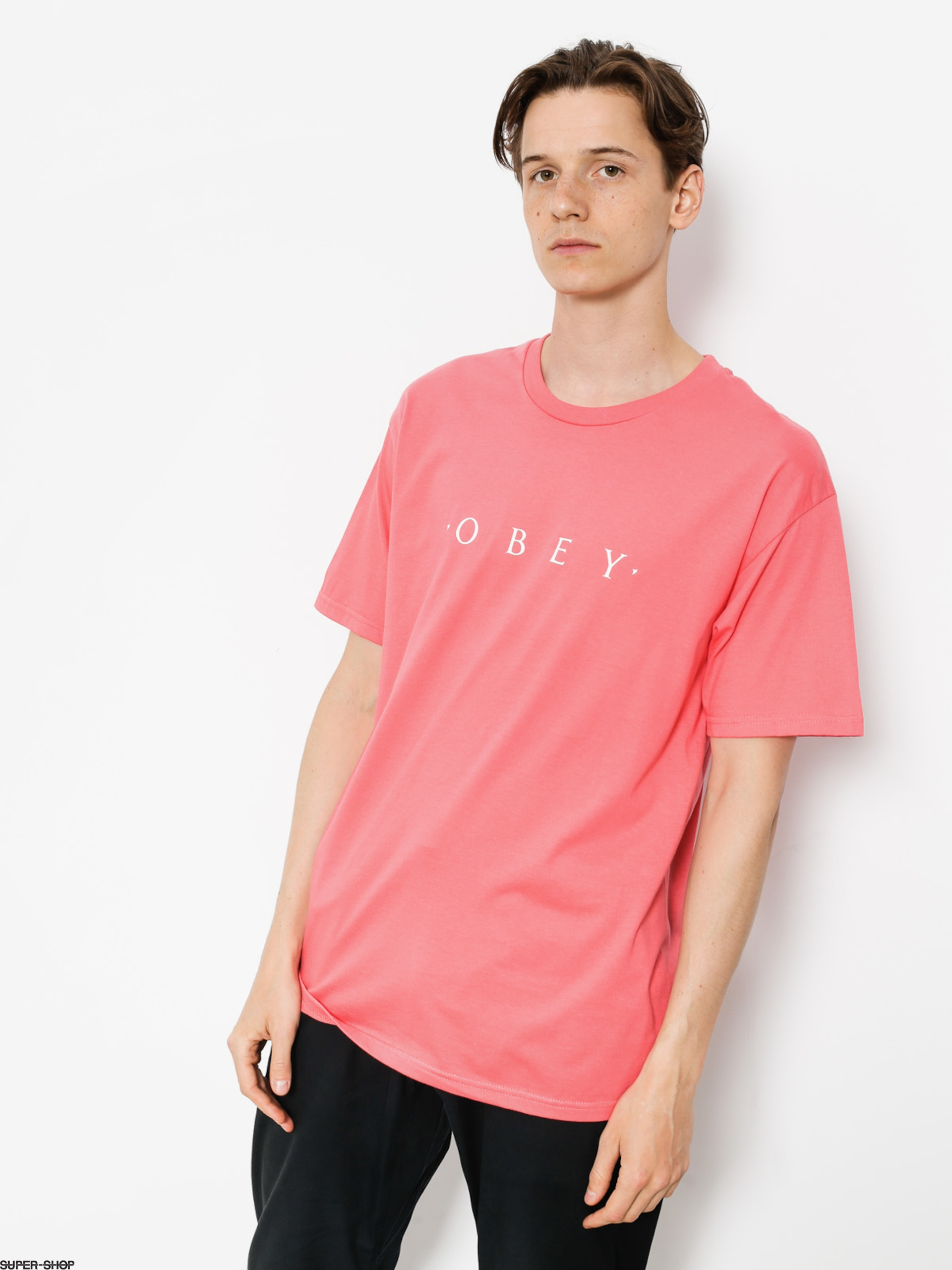 OBEY T-Shirt Novel Obey (crl)