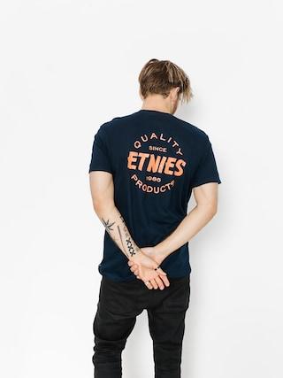 Etnies T-shirt Quality Control (navy)