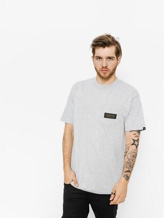 Emerica T-shirt Mfg Co Pckt (grey/heather)