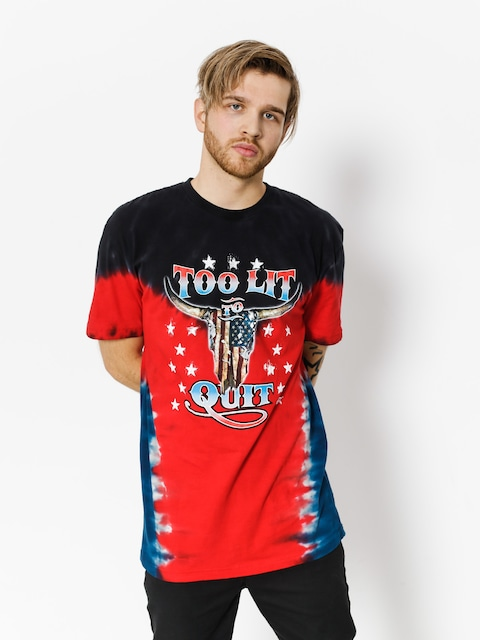 Emerica T-shirt Pit Stop (red)