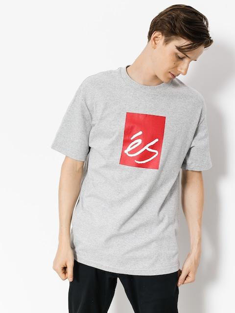 Es T-Shirt Main Block (grey/heather)