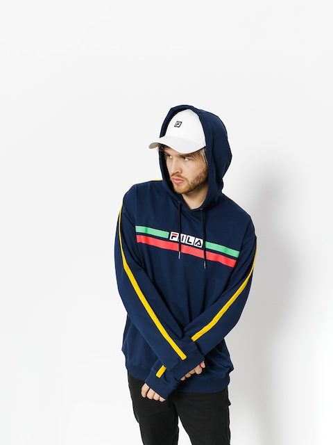 Fila Hoody Ryan HD (peacoat)