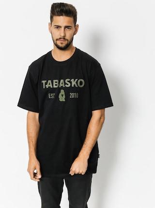 Tabasko T-shirt EST.2010 (black)