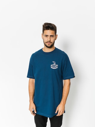 Emerica T-shirt Burnt (blue)