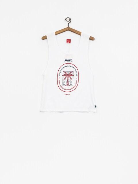 Prosto T-Shirt Paradise Tank (white)