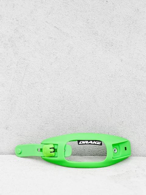 Drake Toe Strap Pre Left (green)