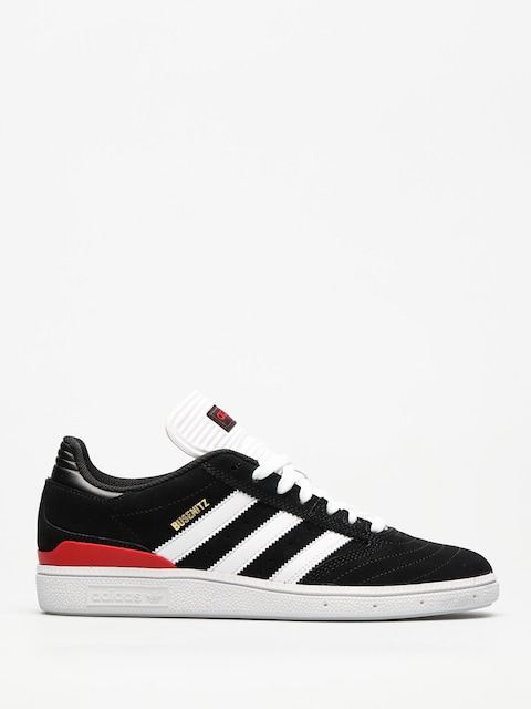 adidas Shoes Busenitz (core black/ftwr white/scarlet)