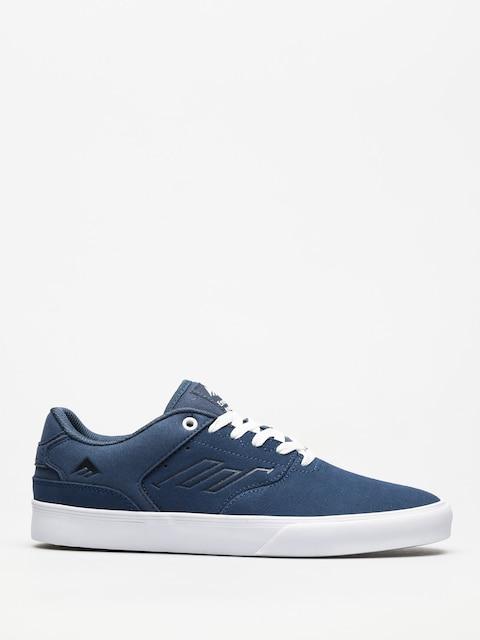 Emerica Schuhe The Reynolds Low Vulc (blue/white/gum)