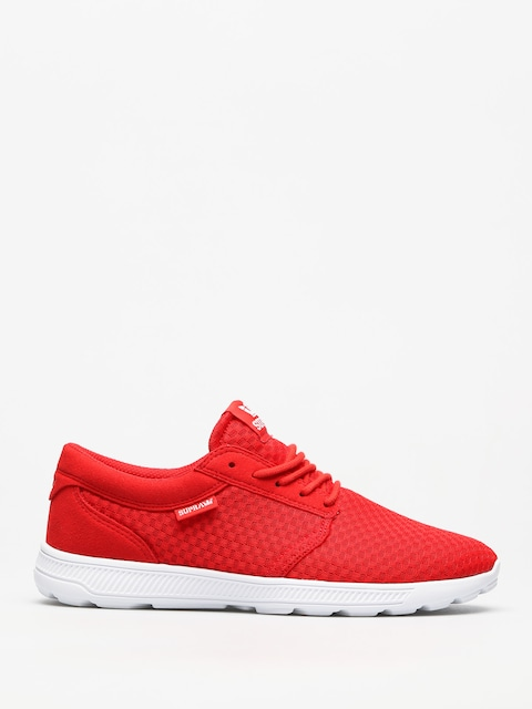 Supra Shoes Hammer Run (risk red/white)