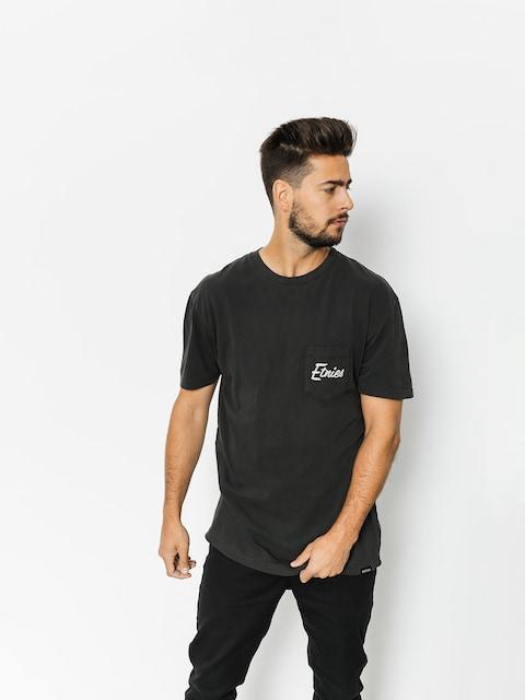 Etnies T-Shirt Bottlecap (black)